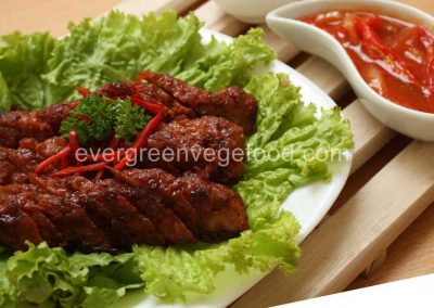 BBQ Pork 素叉燒