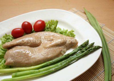 Half Chicken 半邊雞