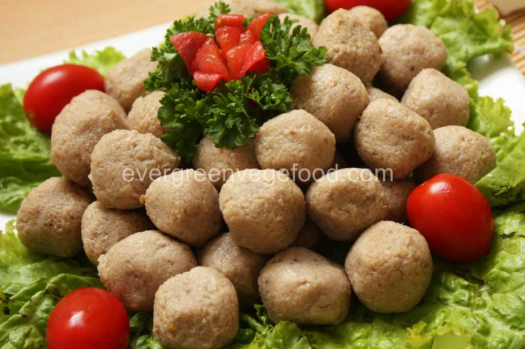 Meat Ball 素肉丸