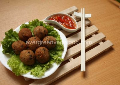 Stewed Meat Ball 獅子頭