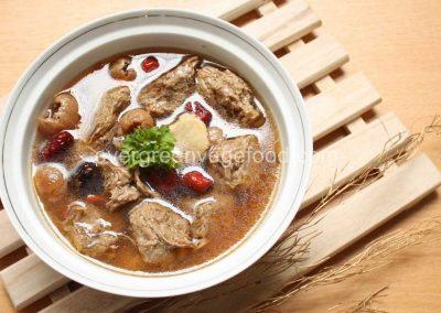 Stewed Mutton 燉羊肉