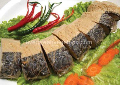 Vege Pomfret 白帶魚