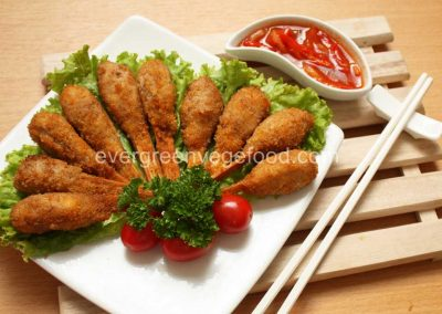 Vege Chicken Stick 素炸雞腿