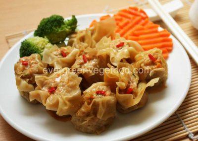 Dumpling / Siomay 素燒賣