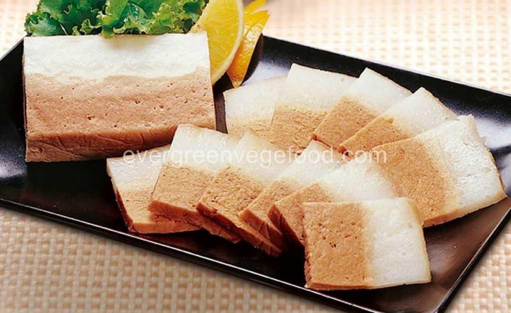 Vege Layer Meat (素三層燒肉)