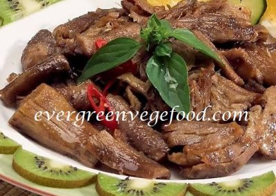 Mutton Ampla Vegetarian (素瘦肉)
