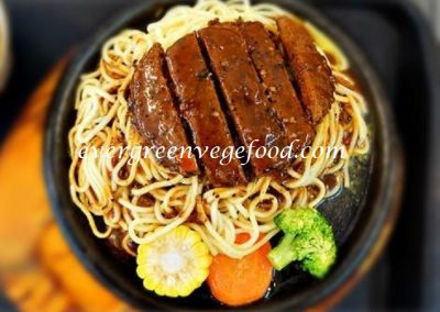 Beef Steak Vegetarian (素牛排)
