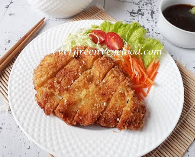 Chicken Katsu Vegetarian (素雞排)